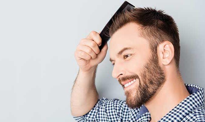 5 Причини зошто мажите се спремни да го решат проблемот со ќелавоста