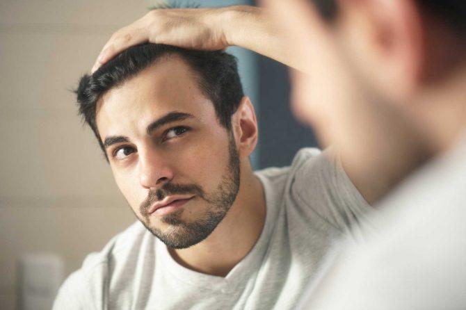 Медицински симптоми и ризик фактори за опаѓање на косата
