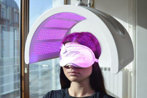 Фотобиостимулација на коса