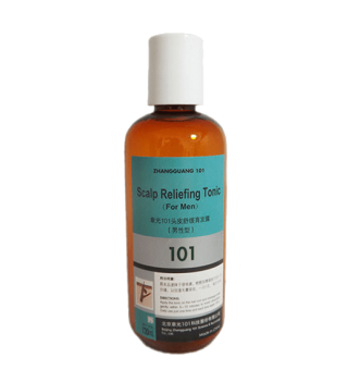 101 Hair Clinic 101 SCALP RELIEFING TONIC-min